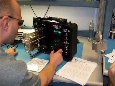 Ultra Tech Enterprises Railroad Testing Equipment B1 Relay Test